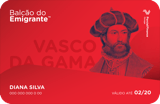Cartão Vasco da Gama