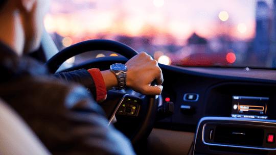Alteração de dados na carta de condução