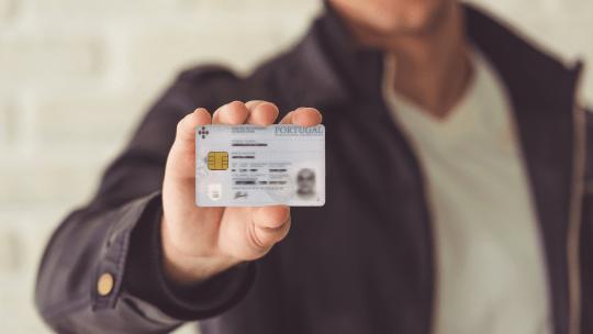 Alteração da morada do Cartão do Cidadão