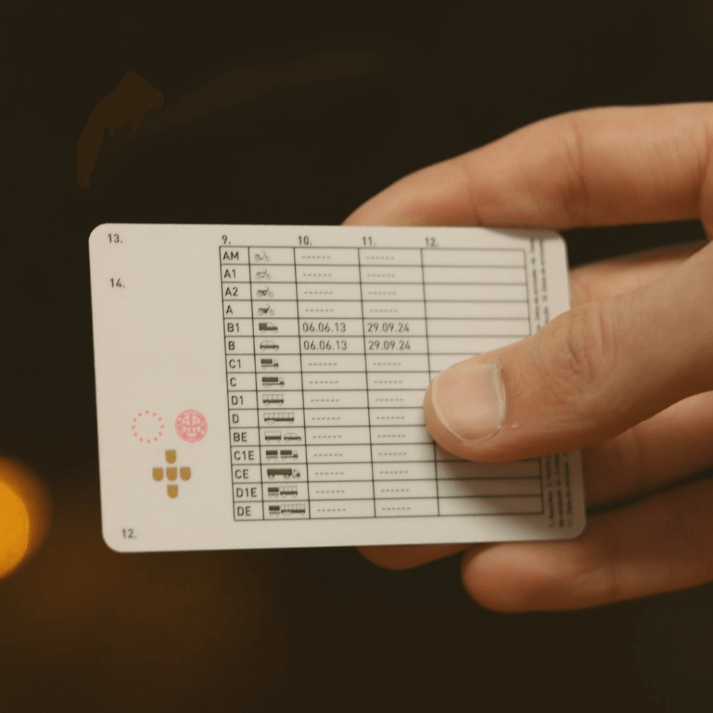 Já fez o registo da sua carta de condução no Luxemburgo?