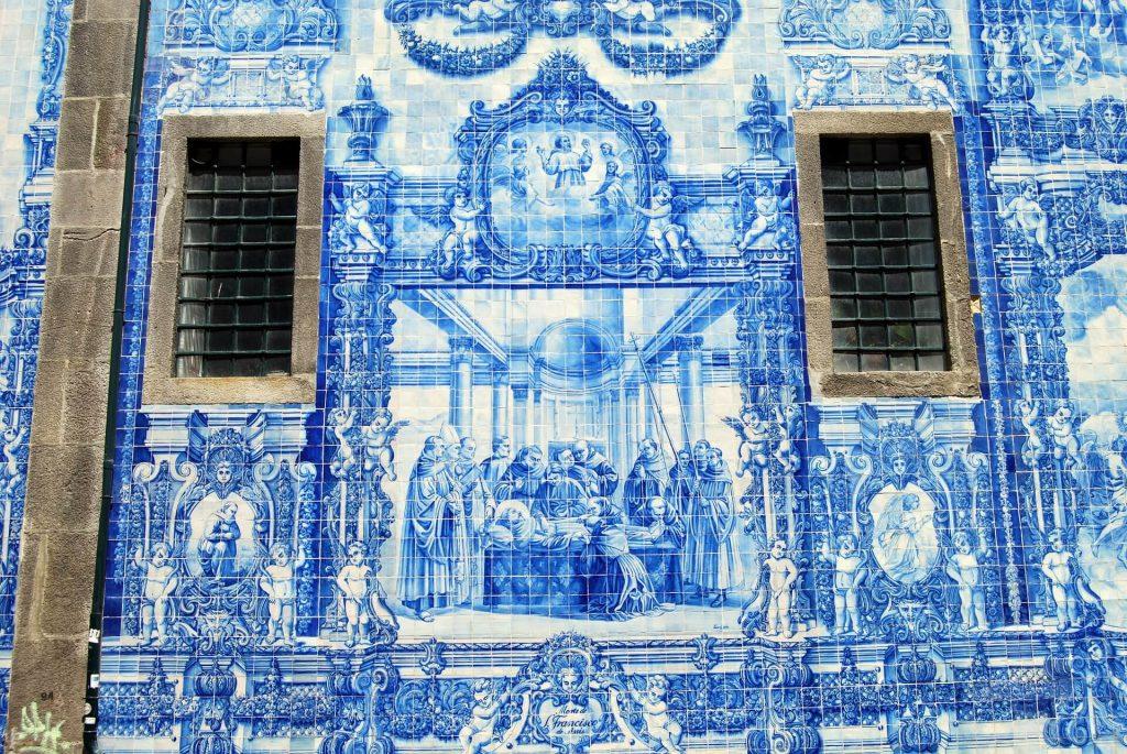 Azulejos Portugal RNH