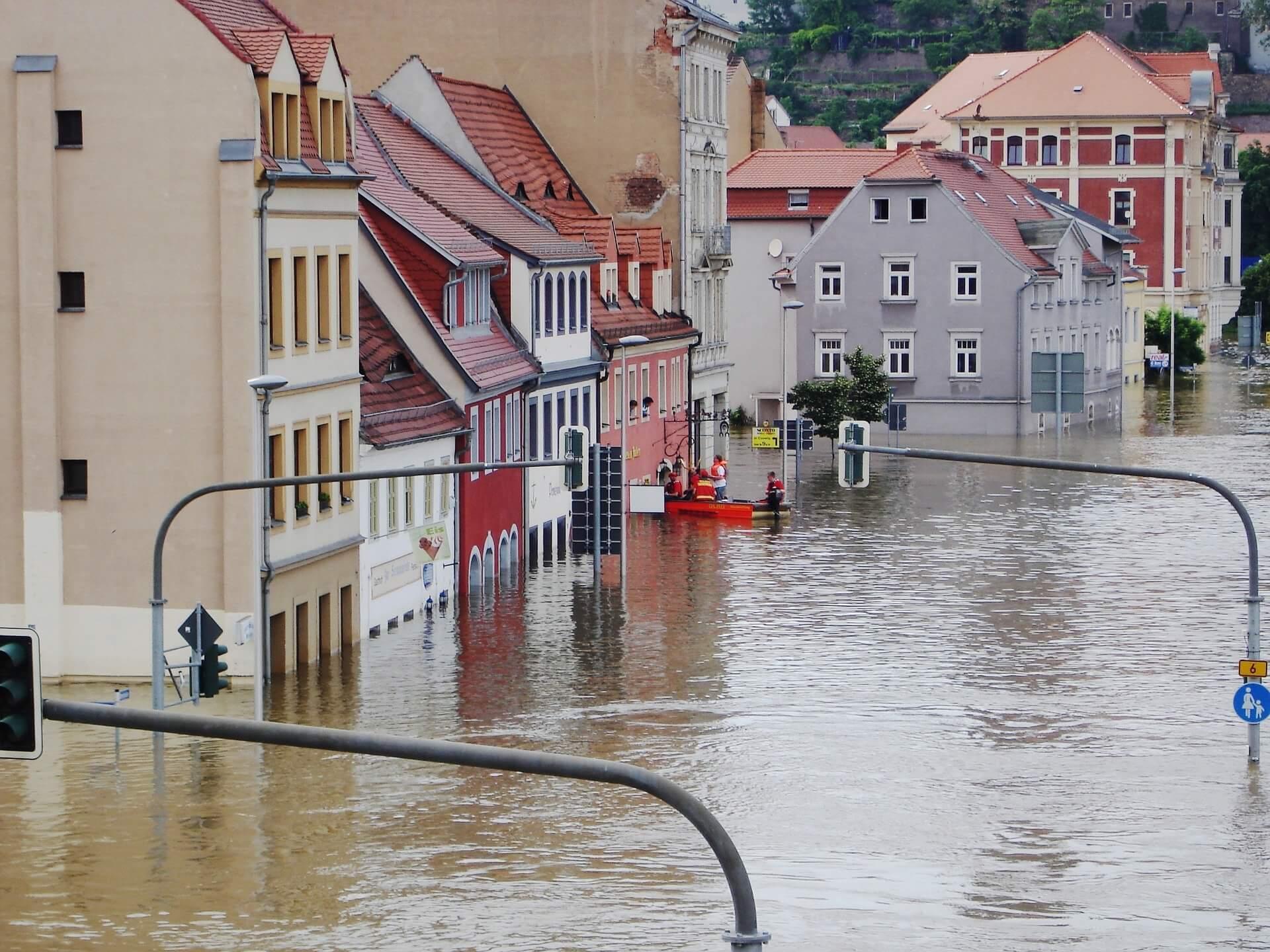 seguro habitação inundação