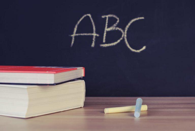 seleção e matrícula escola