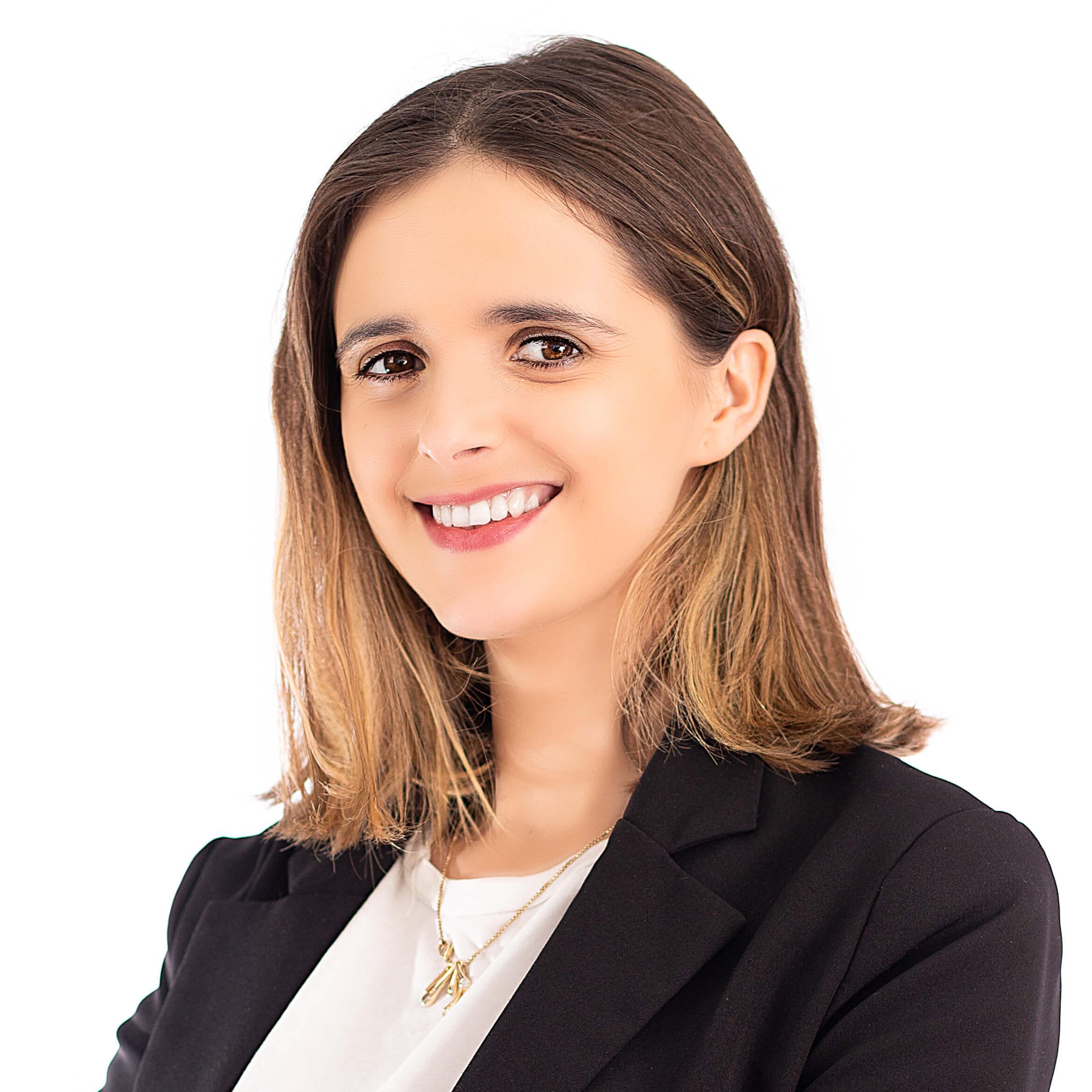 Clarisse Almeida - Consultora do Balcão do Emigrante