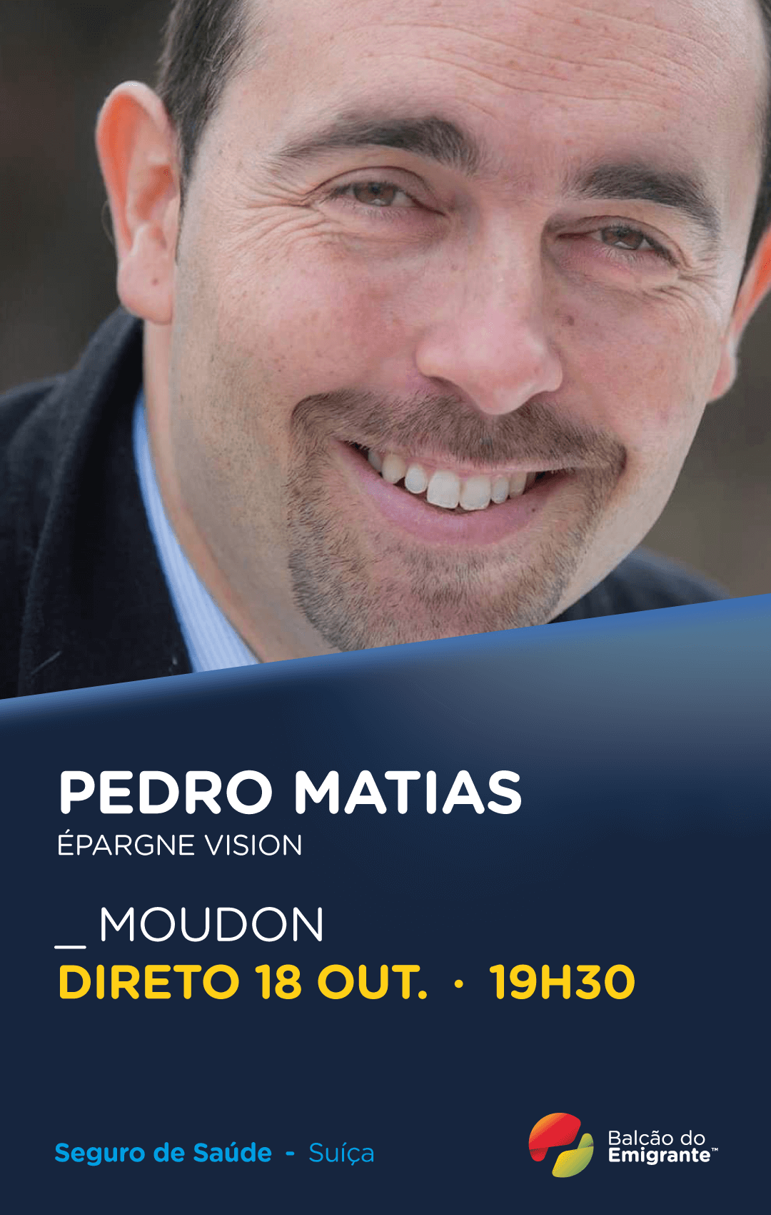 Pedro Matias - Especialista em Seguro de Saúde em Moudon