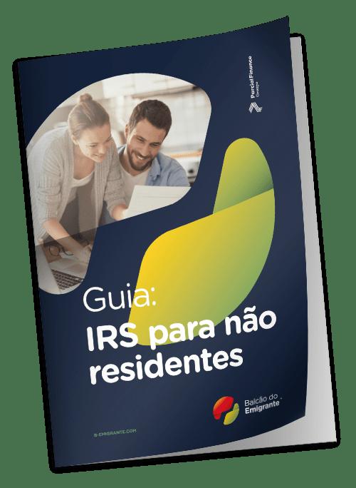 Guia IRS para não residentes