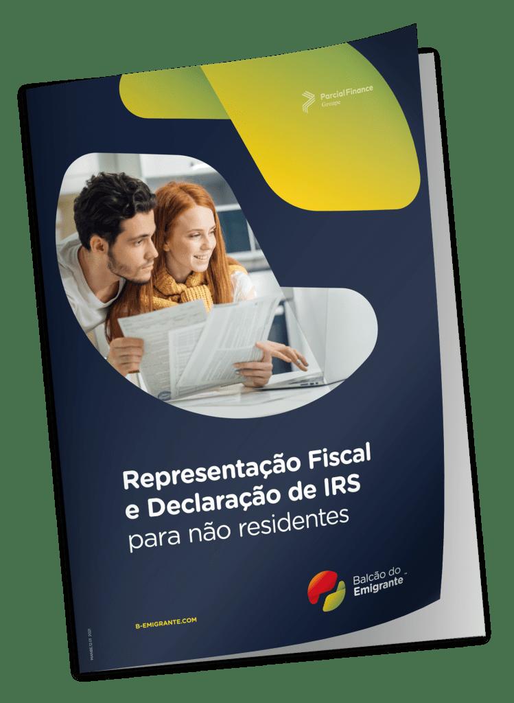 ebook representação fiscal e irs para não residentes