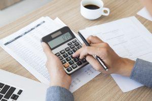 Pagamentos de impostos
