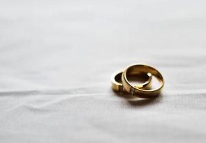 Registo de casamentos