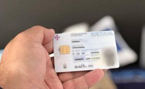 Alteração de morada no Cartão de Cidadão
